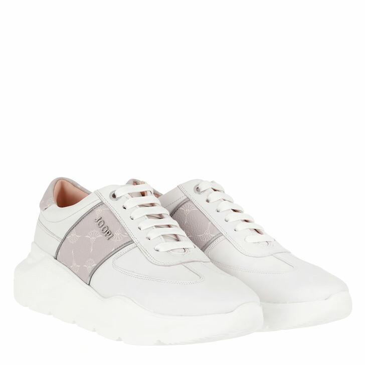 shoes, JOOP!, Cortina Lista Hanna Sneaker Lightgrey