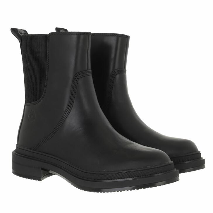 shoes, Timberland, Lisbon Lane Chelsea Boot Jet Black