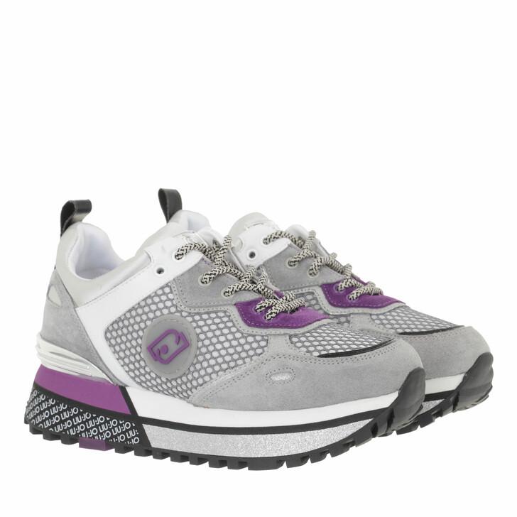shoes, LIU JO, Liujo Maxi Wonder Sneaker Grey