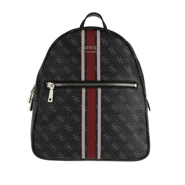 bags, Guess, Vikky Backpack Coal