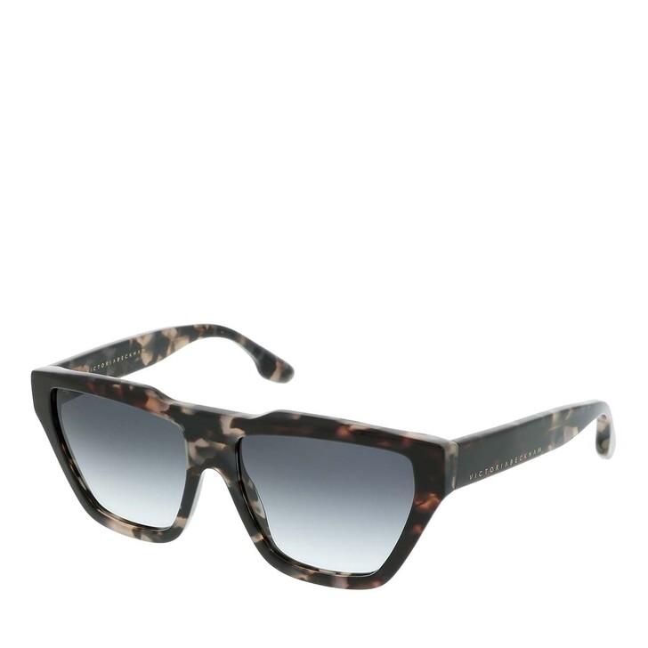 Sonnenbrille, Victoria Beckham, VB145S Grey Tortoise