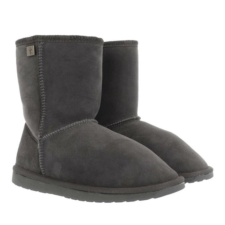 Schuh, EMU Australia, Platinum Stinger Slim  Charcoal