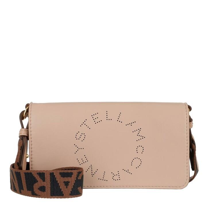 bags, Stella McCartney, Mini Crossbody Bag Eco Soft Blush