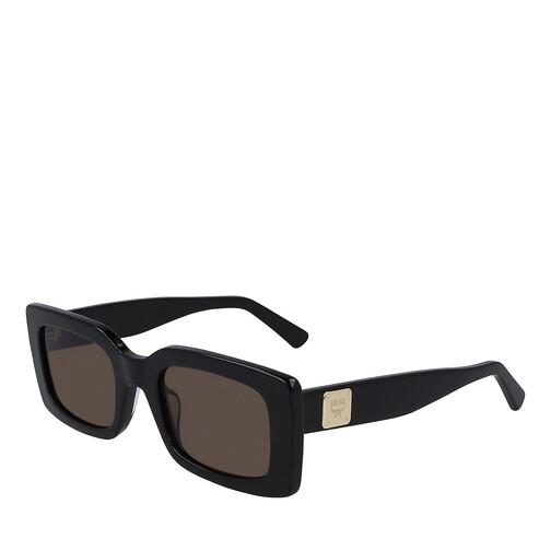 mcm -  Sonnenbrille - 687S - in schwarz - für Damen