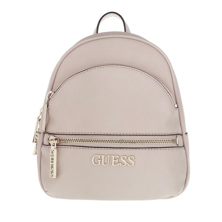 Reisetasche, Guess, Manhattan Small Backpack Stone