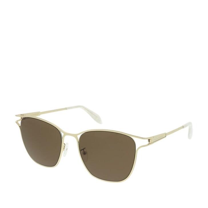 Sonnenbrille, Alexander McQueen, AM0218SK 55 002