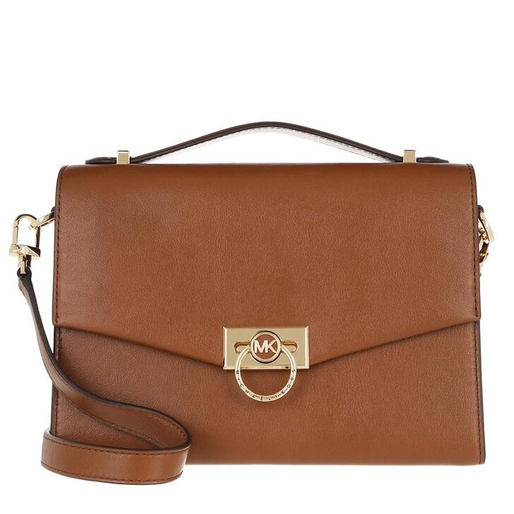 Handtasche, MICHAEL Michael Kors, Medium Tech Messenger Luggage