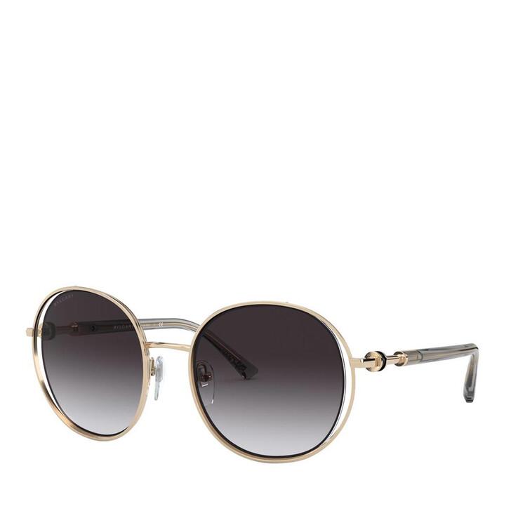 Sonnenbrille, BVLGARI, Women Sunglasses Dolcevita 0BV6135 Pink Gold