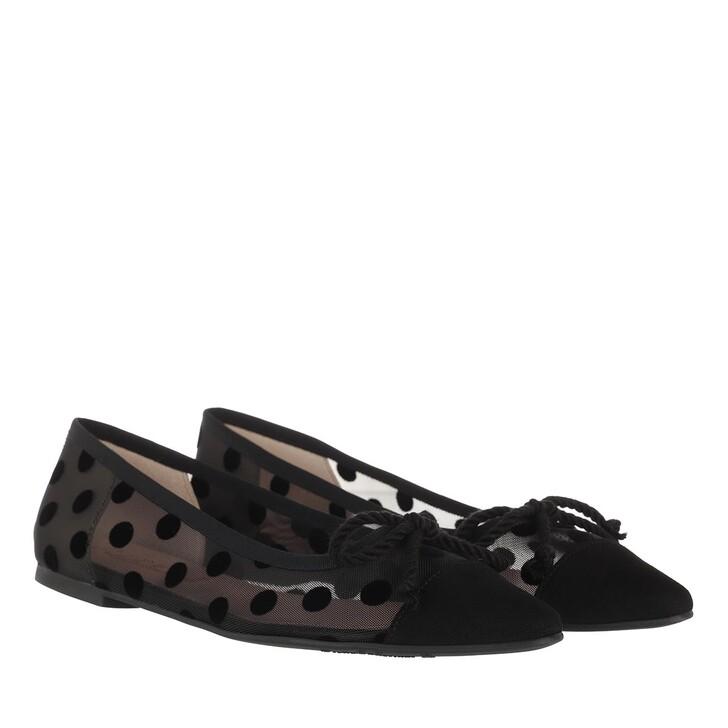 Schuh, Pretty Ballerinas, Tyra Ballerina Shoes Black