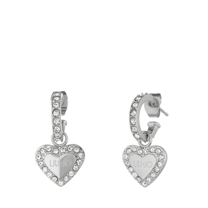 Ohrring, LIU JO, EARRINGS BRILLIANT Silver