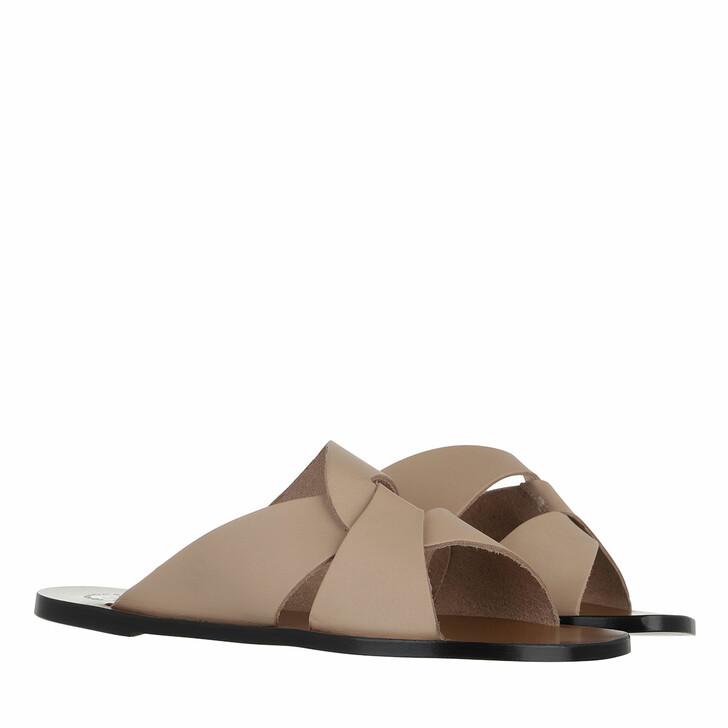 Schuh, ATP Atelier, Allai Vacchetta Sandals Sand