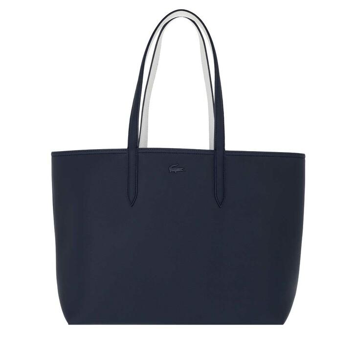 Handtasche, Lacoste, Anna Shopping Bag Dark Brownie
