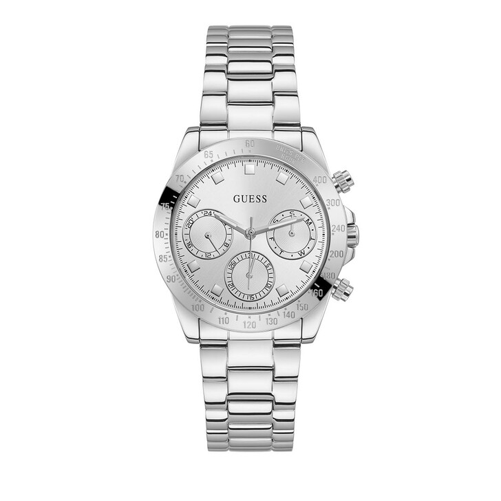 watches, Guess, Ladies Watch Eclipse Silver
