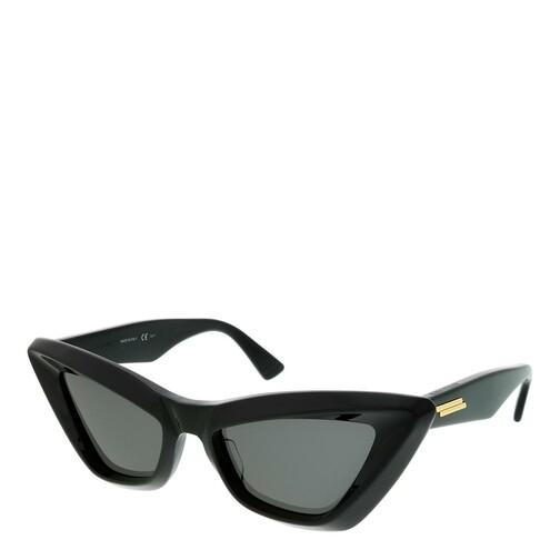 bottega veneta -  Sonnenbrille - BV1101S-001 53 Sunglass WOMAN ACETATE - in schwarz - für Damen