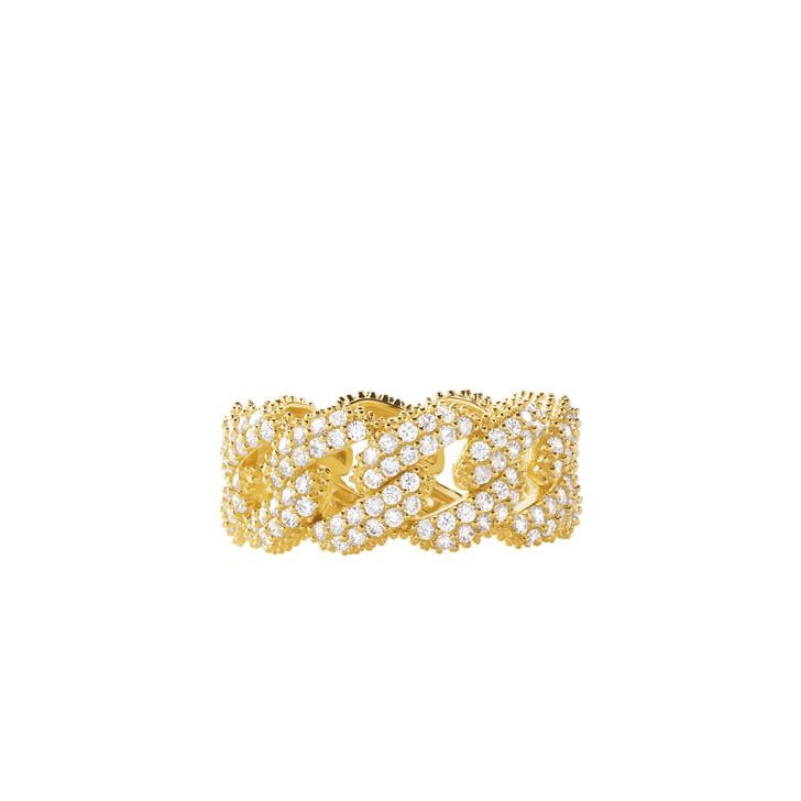 rings, Michael Kors, Premium Ring Yellow Gold
