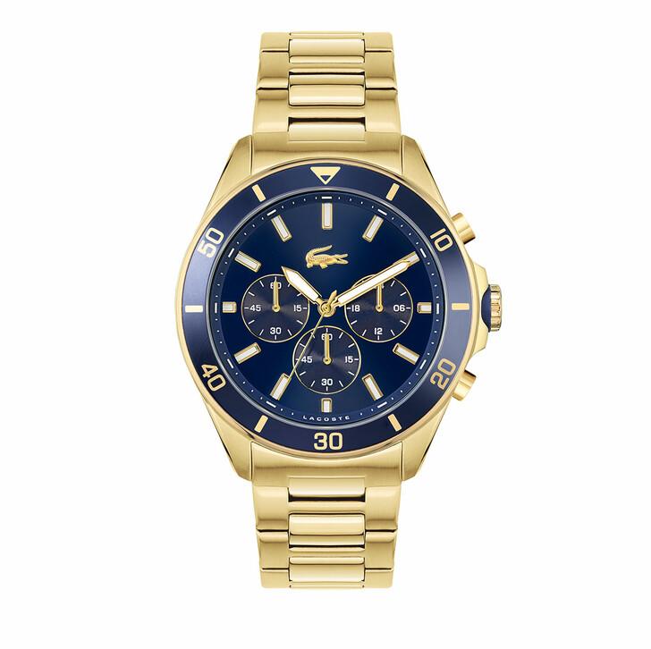 watches, Lacoste, Watch Tiebreaker Gold