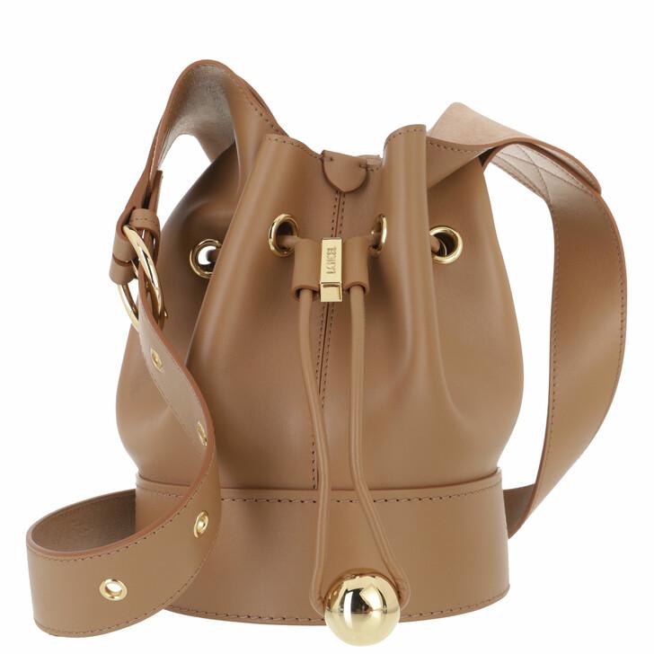 bags, Lancel, S Bucket Bag Granite
