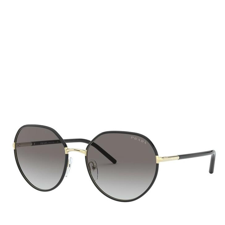 Sonnenbrille, Prada, METALL WOMEN SONNE BLACK