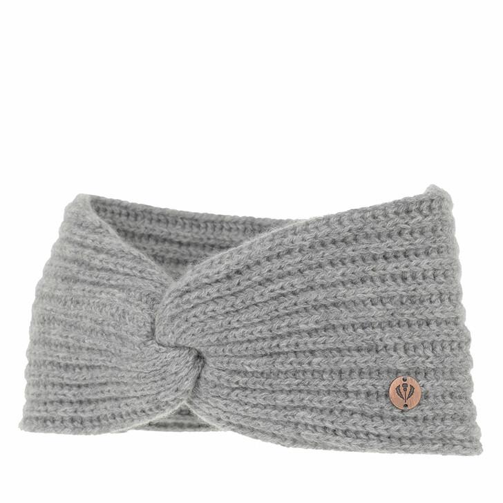 hats, FRAAS, Cashmere Headband Grey
