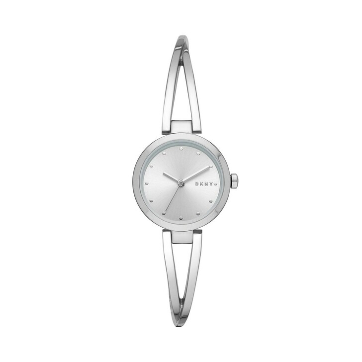 Uhr, DKNY, NY2789 Crosswalk Watch Silver