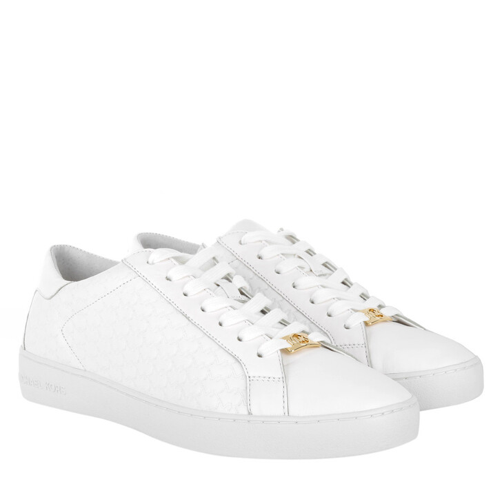Schuh, MICHAEL Michael Kors, Colby Sneaker Optic White
