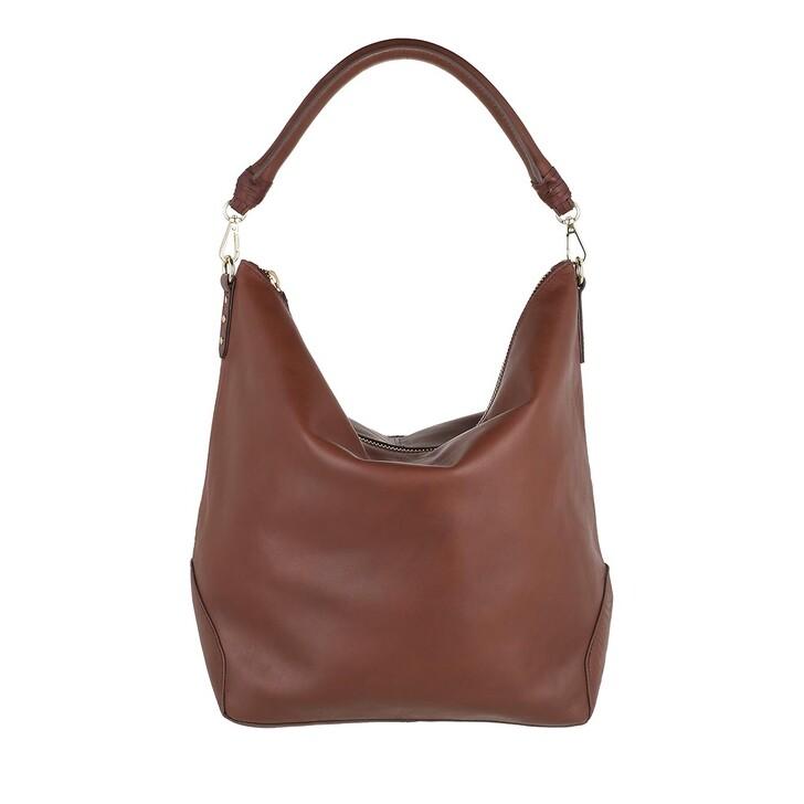 Handtasche, Becksöndergaard, Veg Linea Crossbody Bag Cinnamon