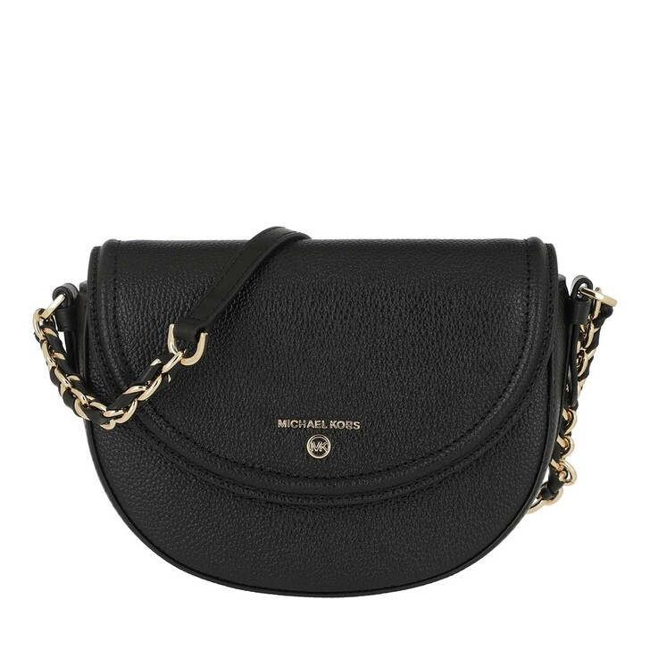 Handtasche, MICHAEL Michael Kors, Jet Set Charm Medium Dome Crossbody Black