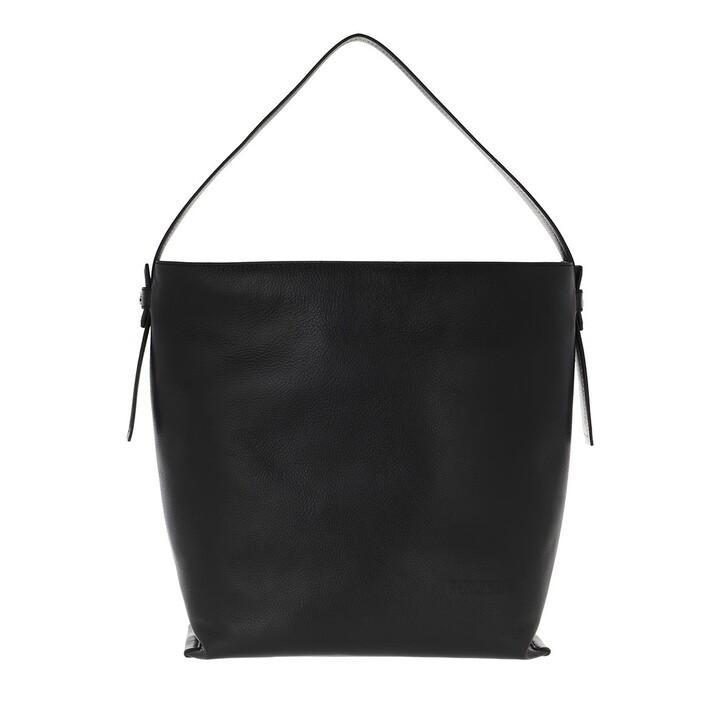 Handtasche, Patrizia Pepe, Hobo Bag Nero
