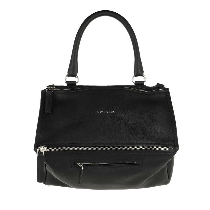 bags, Givenchy, Pandora Medium Bag Black