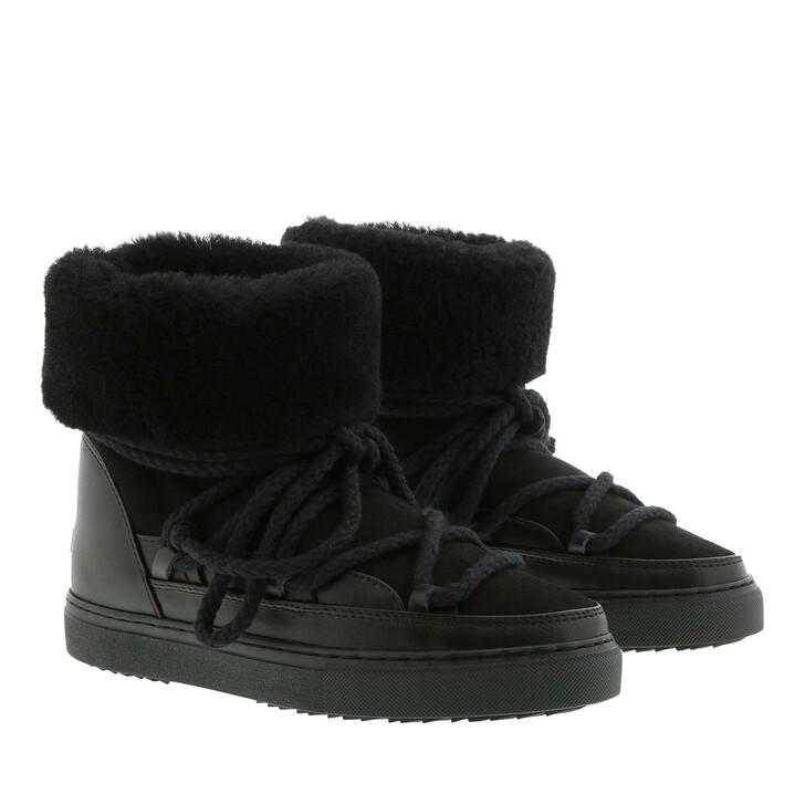 Schuh, INUIKII, Sneaker Classic High Black