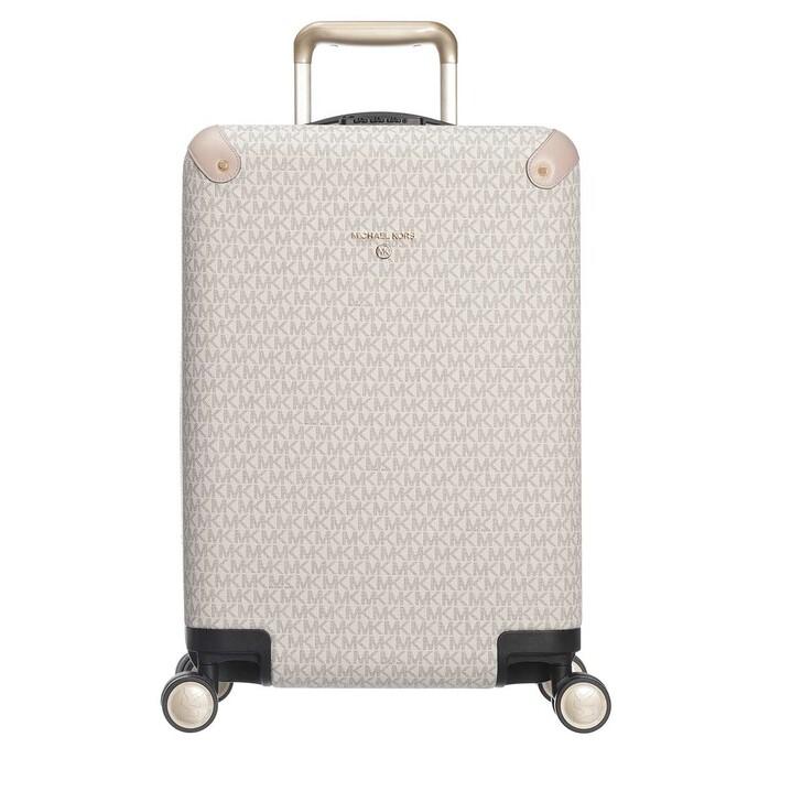 Reisetasche, MICHAEL Michael Kors, Small Hardcase Trolley Vanilla/Softpink