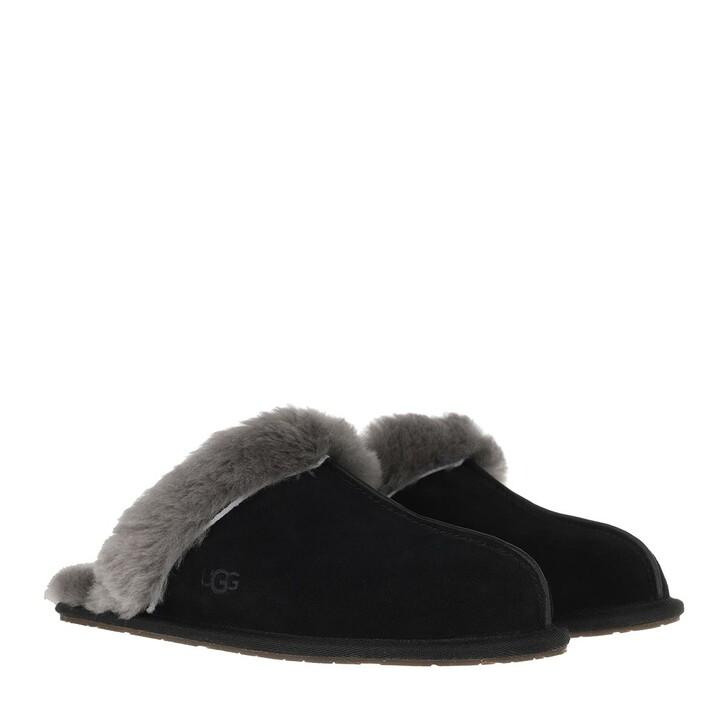Schuh, UGG, Scuffette Ii Slipper Black/Grey