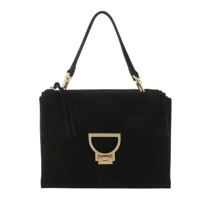 Handtasche, Coccinelle, Arlettis Crossbody Leather  Noir