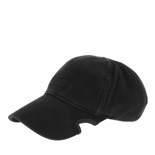 balenciaga -  Mützen - Logo Cap - in schwarz - für Damen