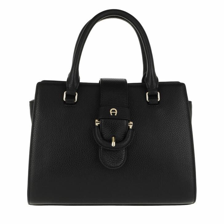 Handtasche, AIGNER, Kira Bag Black