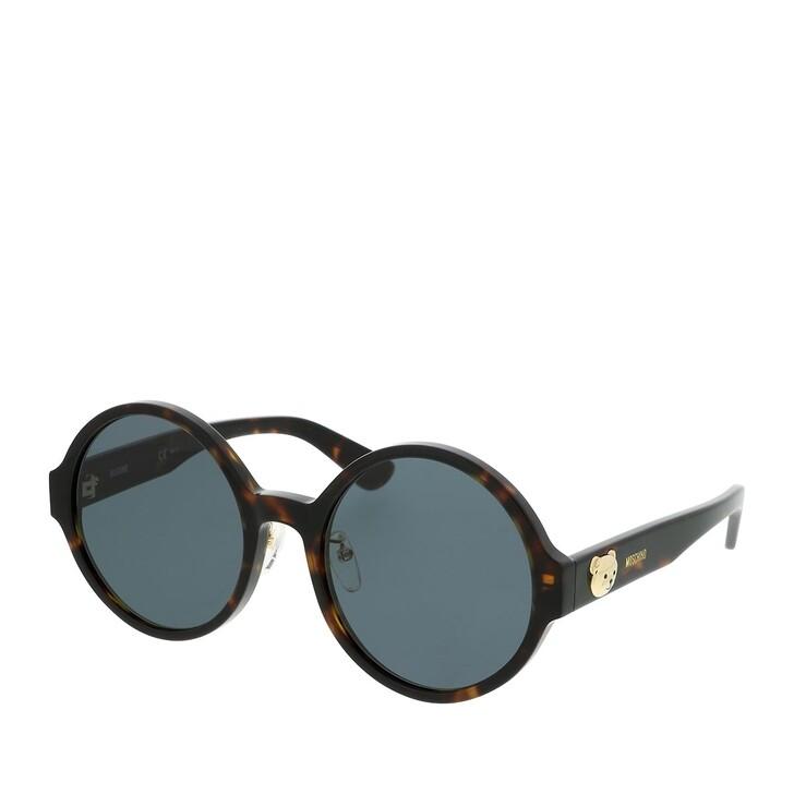 Sonnenbrille, Moschino, MOS046/F/S      HAVANNA