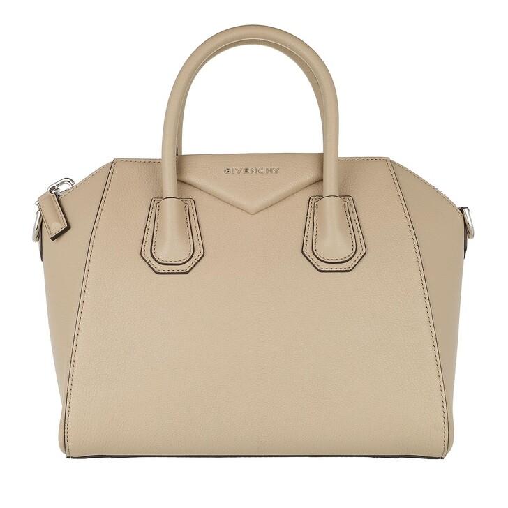 Handtasche, Givenchy, Antigona Small Bag Beige