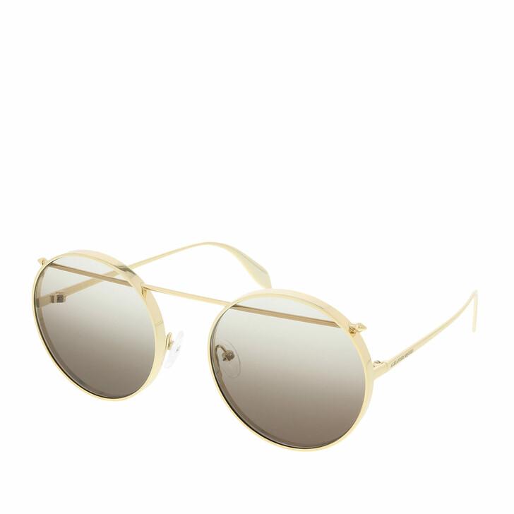 sunglasses, Alexander McQueen, AM0137S 54 001