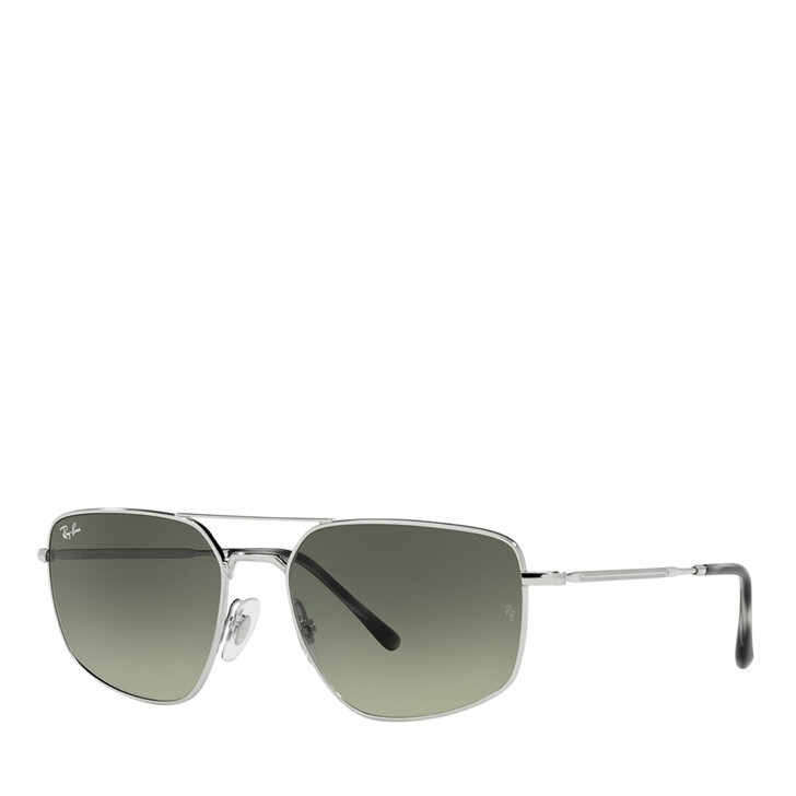 Sonnenbrille, Ray-Ban, 0RB3666 SILVER