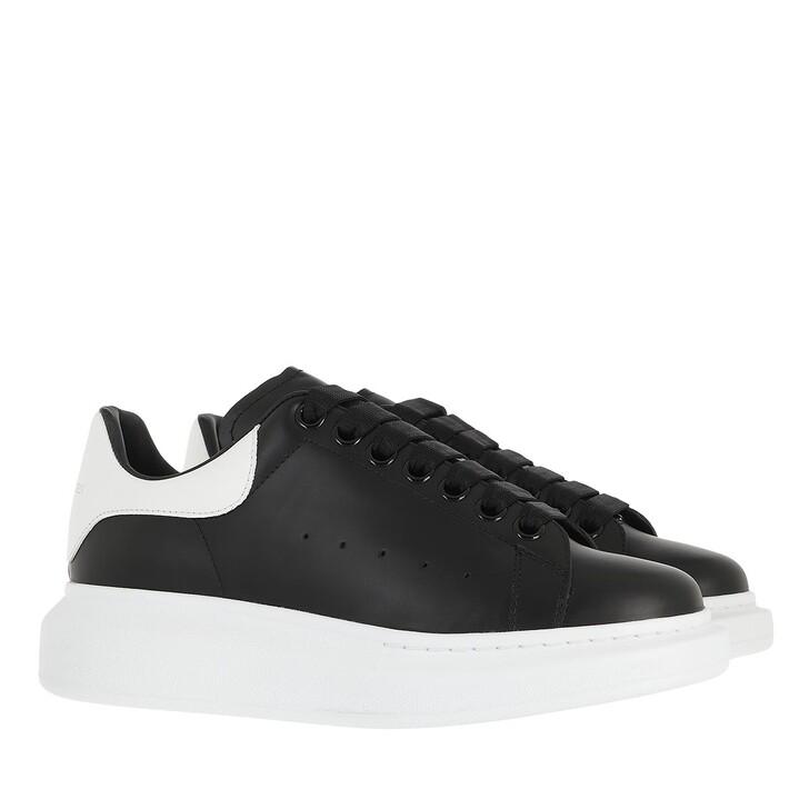 shoes, Alexander McQueen, Oversized Sneaker Black/White