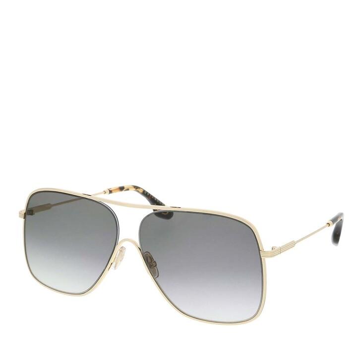 Sonnenbrille, Victoria Beckham, VB132S Gold/Smoke