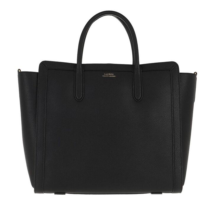 Handtasche, Lauren Ralph Lauren, Tyler 34 Tote Medium Black