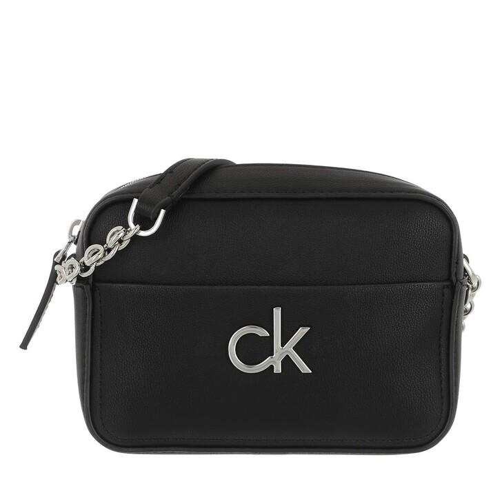 Handtasche, Calvin Klein, Camera Bag Black