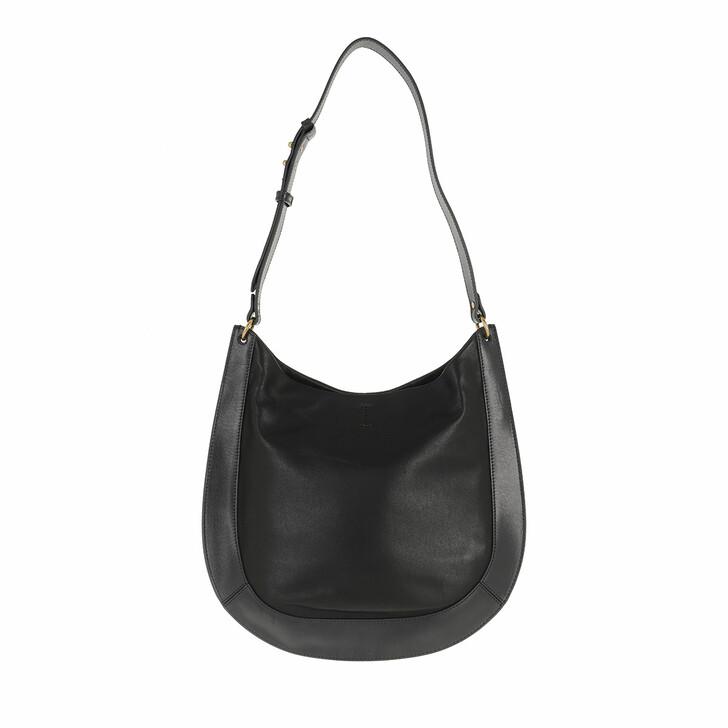 bags, Isabel Marant, Moskan Hobo Bag Black