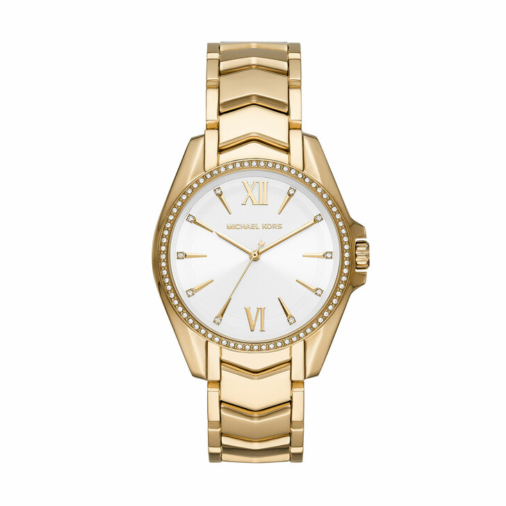 Uhr, Michael Kors, MK6693 Whitney Watch Gold
