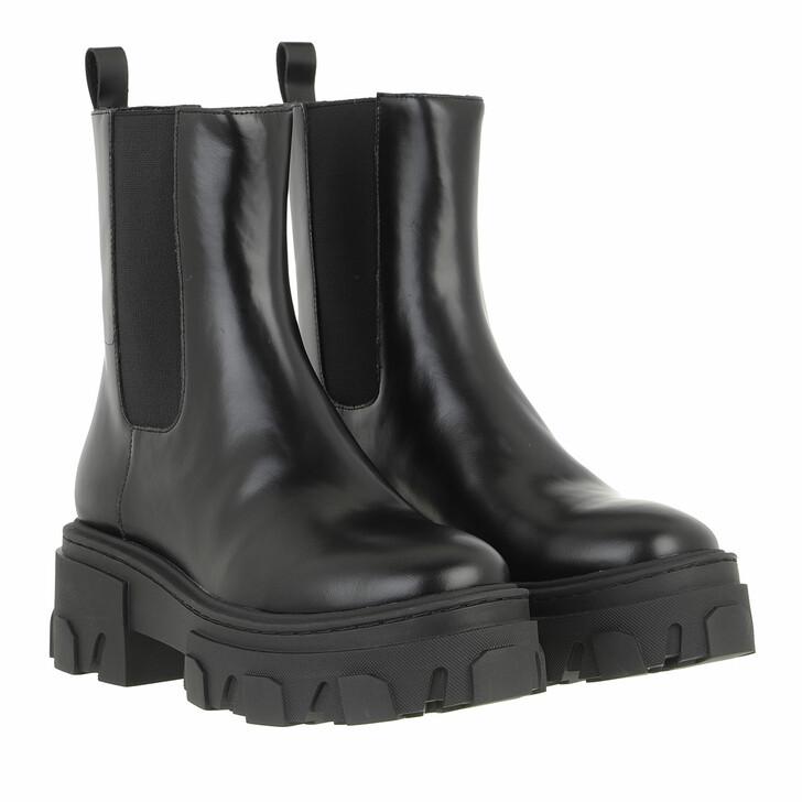 shoes, The Kooples, Plateau Chelsea Boot Black