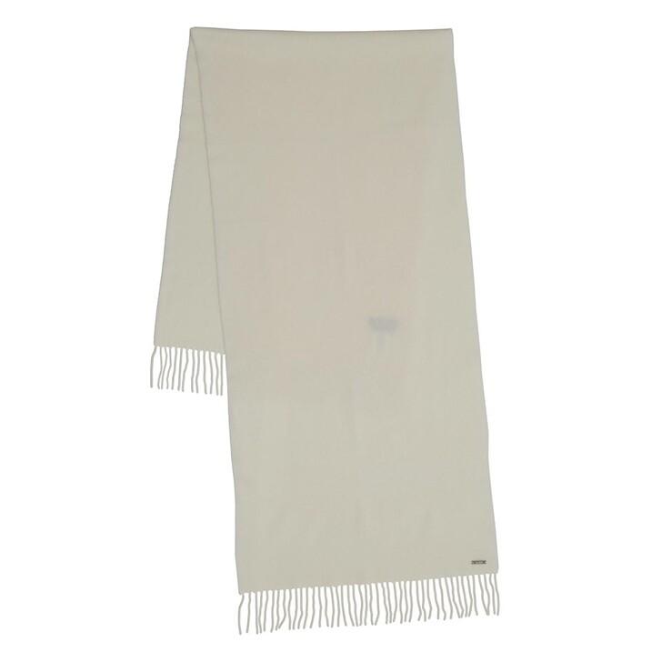 Schal, Lauren Ralph Lauren, Oblong Scarf Wool Cream