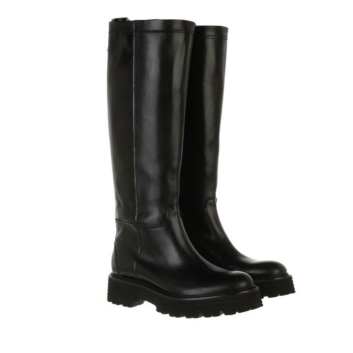 shoes, Kennel & Schmenger, Power Boots Schwarz