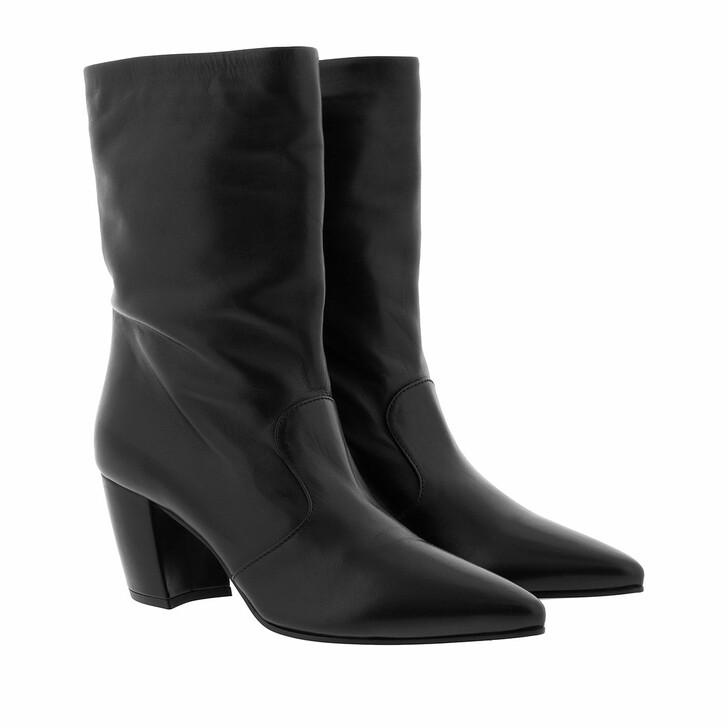 Schuh, Prada, Prada Boots Suede Black