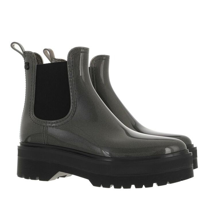 shoes, Lemon Jelly, Netty 08 Chelsea Boot Metal Grey